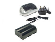 NIKON EN-EL3 Battery, NIKON D100 Digital Camera Battery -- Replacement