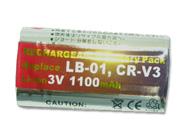 SIGMA SD9 Battery, KODAK CR-V3 Battery, SAMSUNG CR-V3 Digital Camera Battery -- Replacement