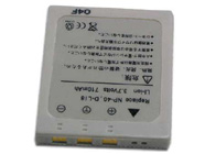 FUJIFILM NP-40 Battery, PENTAX D-LI8 Battery, FUJIFILM FinePix F700 Digital Camera Battery -- Replacement